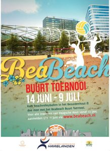 BeaBeach 2015 Buurt poster webversi