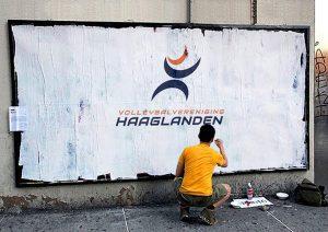 logo als grafiti