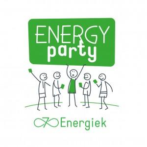 Energyparty met logo070energiek