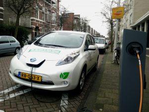 Duurzaam Bezuidenhout Delen Elektrische Auto Loontdelen