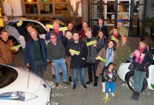 Duurzaam Bezuidenhout Twee Weken Gratis Elektrische Auto