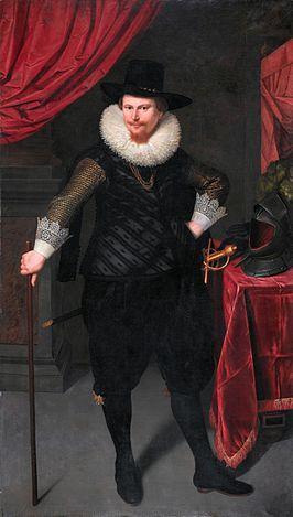 gouverneur-generaal Laurens Reael omstreeks 1620