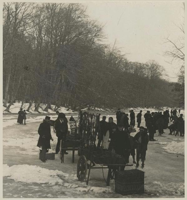 Haagse Bos circa 1910