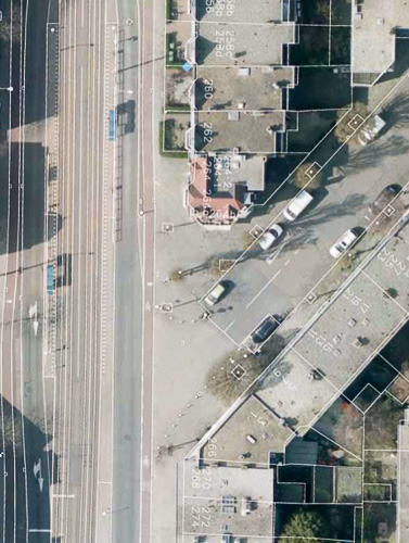 Stuyvesantstraat / Laan van NOI