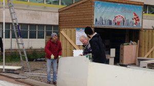 TV West Opbouw hulp vluchtelingen