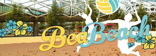 ZZP Bezuidenhout wint de BeaBeach Bedrijvencompetitie Beachvolleybal