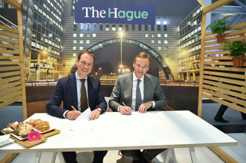 Voormalig ministerie SZW wordt onderdeel van Haagse veiligheidscampus